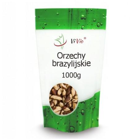 VIVIO ORZECHY BRAZYLIJSKIE 1000g