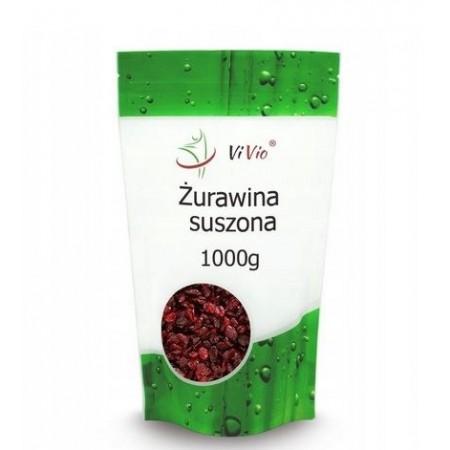 VIVIO ŻURAWINA SUSZONA 1000g