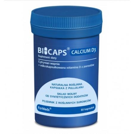 ForMeds BICAPS CALCIUM D3 60 caps.