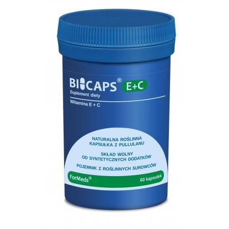 ForMeds BICAPS WITAMINA E+C 60 caps.
