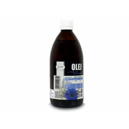 VIVIO Olej Z Czarnuszki Zimnotłoczony 500 ml
