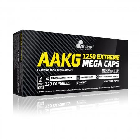 OLIMP AAKG 1250 EXTREME MEGA CAPS - 120 KAPS.