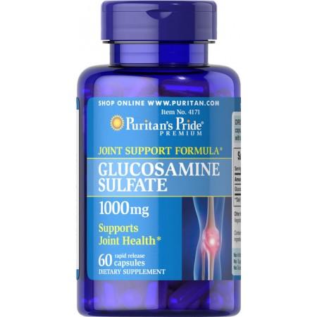 Puritan's Pride Glukozamina 1000mg 60 caps.