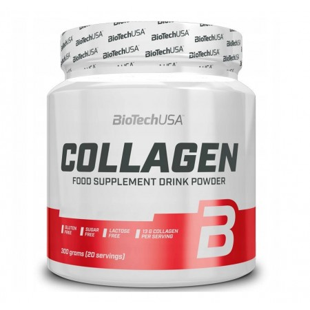 BioTech USA COLLAGEN 300g