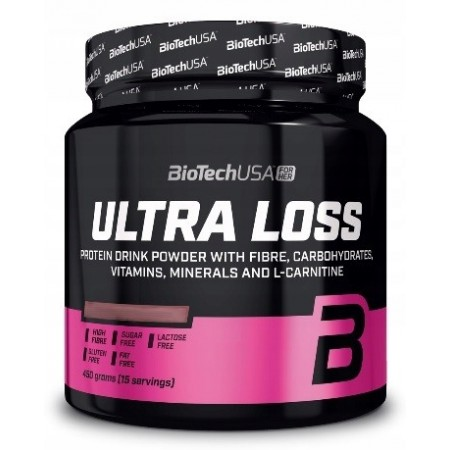 BioTech USA ULTRA LOSS 450g