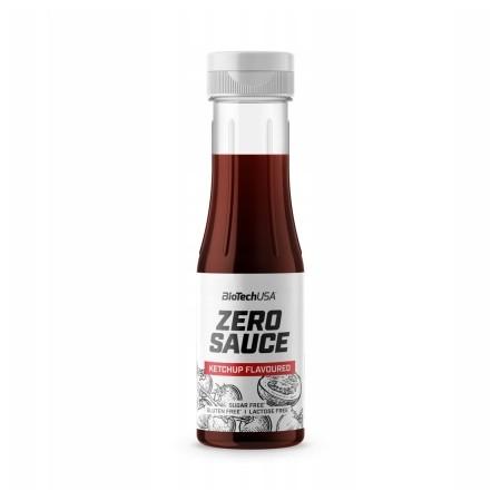BioTech USA ZERO SAUCE 350ml Ketchup