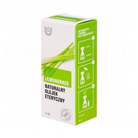 Naturalny olejek eteryczny 12ml - LEMONGRASS