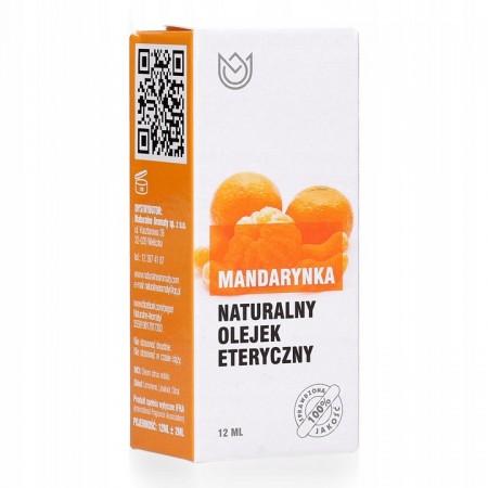 Naturalny olejek eteryczny 12ml - MANDARYNKA