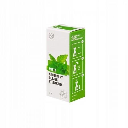 Naturalny olejek eteryczny 12ml - MIĘTA