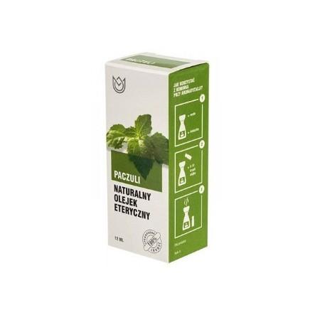 Naturalny olejek eteryczny 12ml - PACZULI