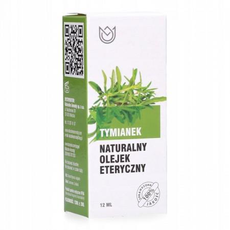 Naturalny olejek eteryczny 12ml - TYMIANEK