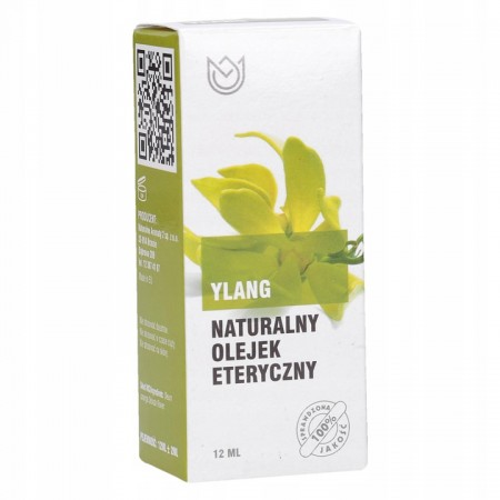 Naturalny olejek eteryczny 12ml - YLANG