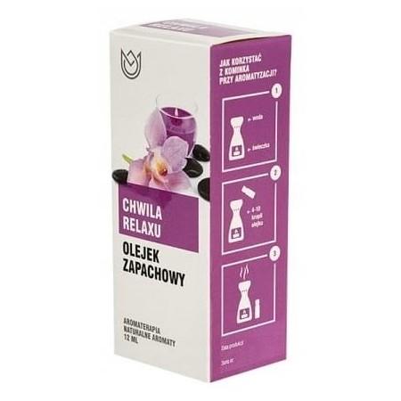 Olejek zapachowy 12ml - CHWILA RELAKSU