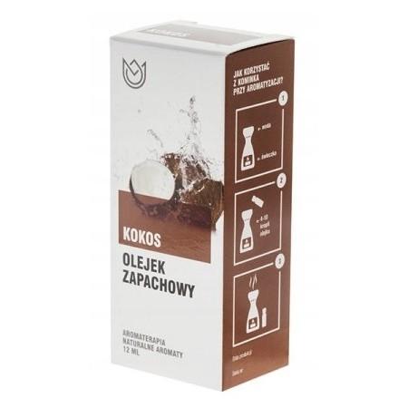 Olejek zapachowy 12ml - KOKOS