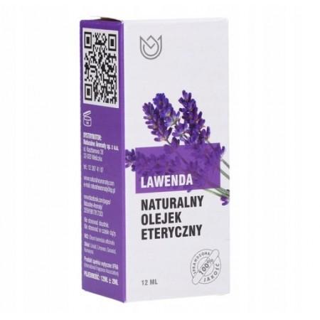 Olejek zapachowy 12ml - LAWENDA