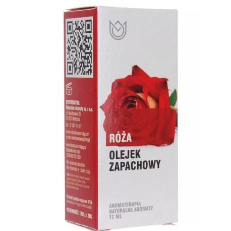 Olejek zapachowy 12ml - RÓŻA
