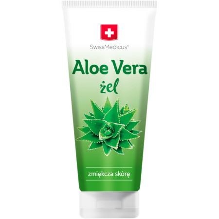 SwissMedicus Aloe Vera źel - 200 ml