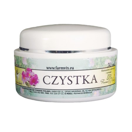 FARM-VIX KREM Z CZYSTKA 50ml