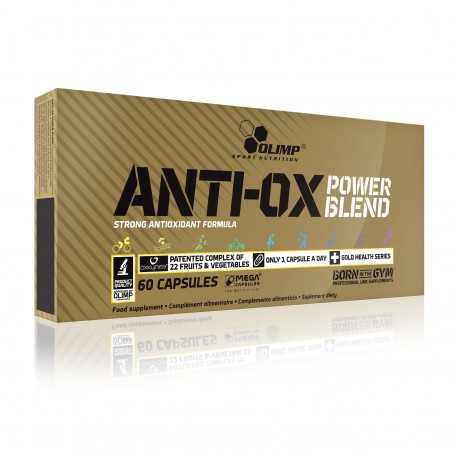ANTI-OX power blend™ Mega Caps®