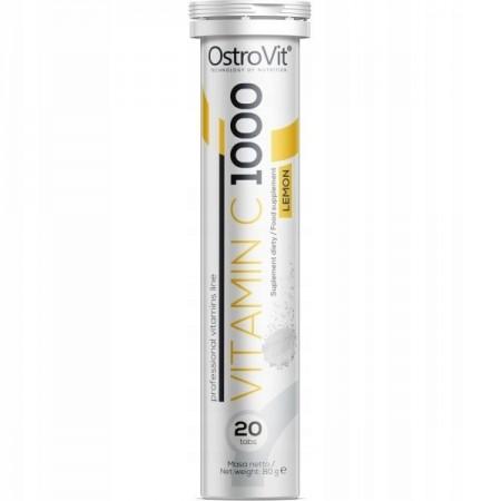 OstroVit Vitamin C 1000 20 tabs