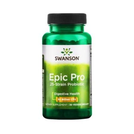 SWANSON EPIC PRO 25-STRAIN PROBIOTYK 30 VCAPS