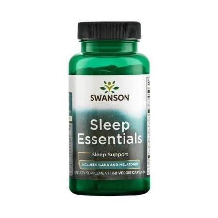 SWANSON SLEEP ESSENTIALS 60 caps.