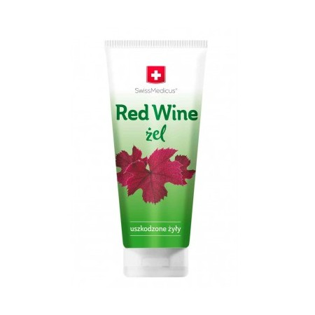 SwissMedicus Red Wine żel 200ml