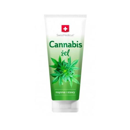 SwissMedicus Cannabis żel 200ml
