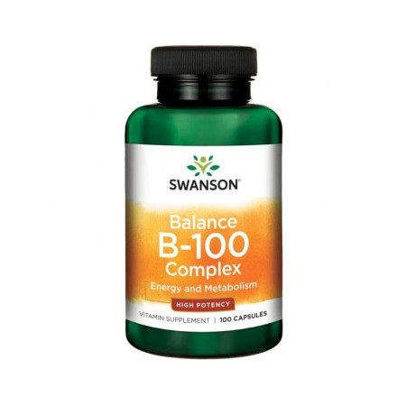 SWANSON BALANCE B-100 100 caps.
