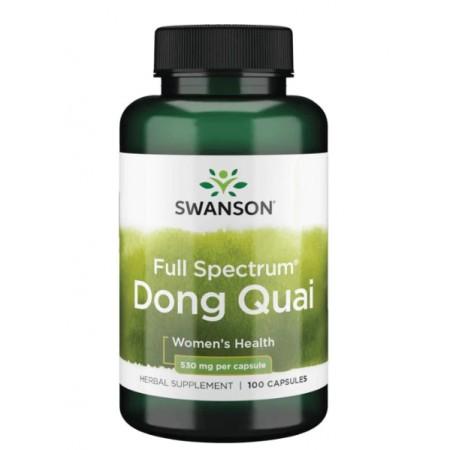 SWANSON DONG QUAI 530mg 100 caps.