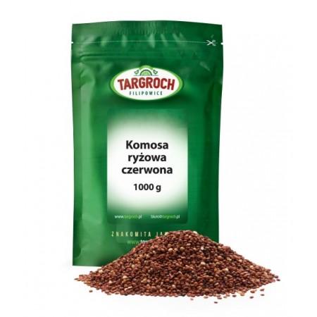 TARGROCH Quinoa - komosa ryżowa czerwona 1000g