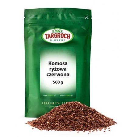 TARGROCH Quinoa - komosa ryżowa czerwona 500g