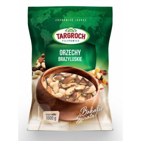 TARGROCH ORZECHY BRAZYLIJSKIE 1KG