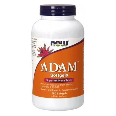 NOW FOODS ADAM MALE MULTI 180 caps.