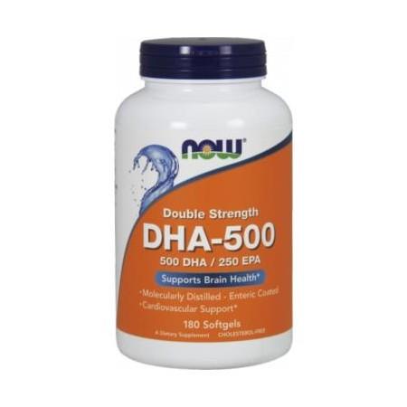 NOW FOODS DHA-500 / EPA 250 180 caps.