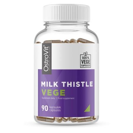 OstroVit Milk Thistle VEGE 90 caps Ostropest Plamisty