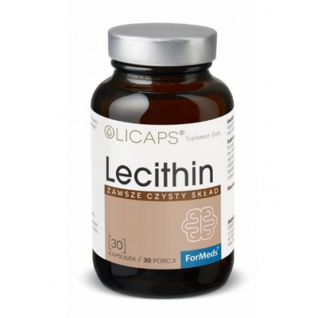 ForMeds OLICAPS Lecithin 1200mg 30 caps.