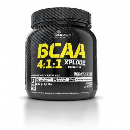 BCAA Xplode Powder® 4:1:1 500g