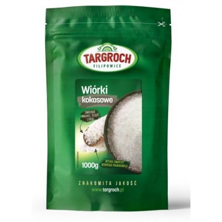 TARGROCH Wiórki kokosowe 1kg