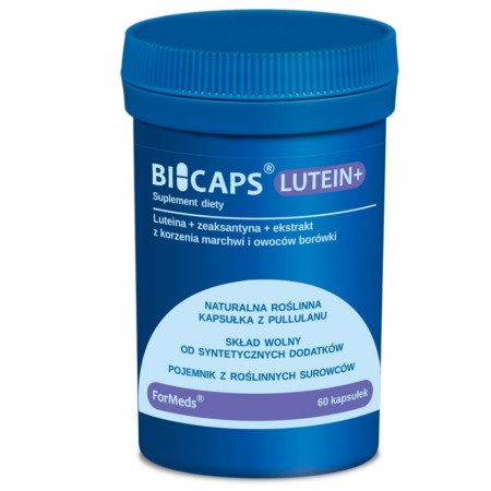 ForMeds BICAPS LUTEIN+ 60 caps.