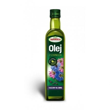 TARGROCH Olej z czarnuszki 500ml