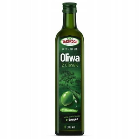 TARGROCH Oliwa z oliwek Extra Virgin 500ml