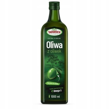 TARGROCH Oliwa z oliwek Extra Virgin 1000ml