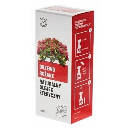 Naturalny olejek eteryczny 12ml - DRZEWO RÓŻANE
