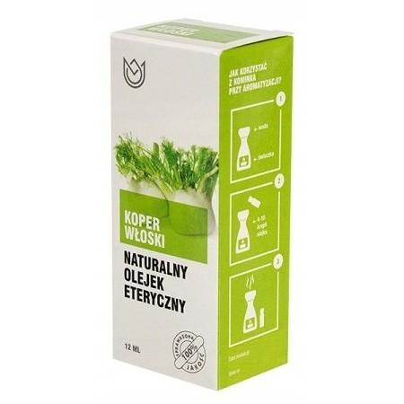 Naturalny olejek eteryczny 12ml - KOPER WŁOSKI