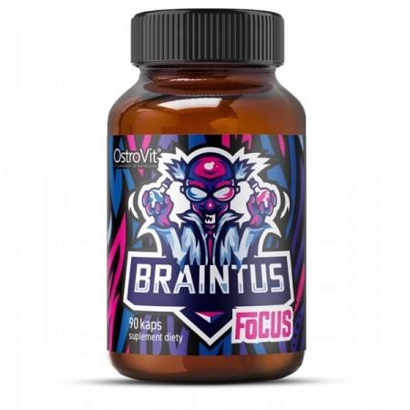 OstroVit Braintus Focus 90 caps STRES PAMIĘĆ MÓZG