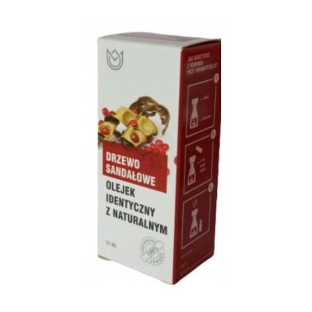 Naturalny olejek eteryczny 12ml - DRZEWO SANDAŁOWE
