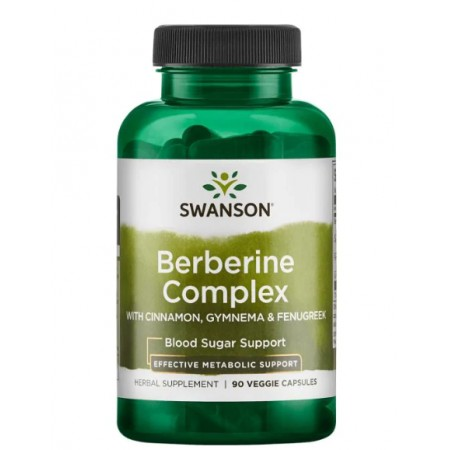 SWANSON BERBERINE COMPLEX 90 vcaps.