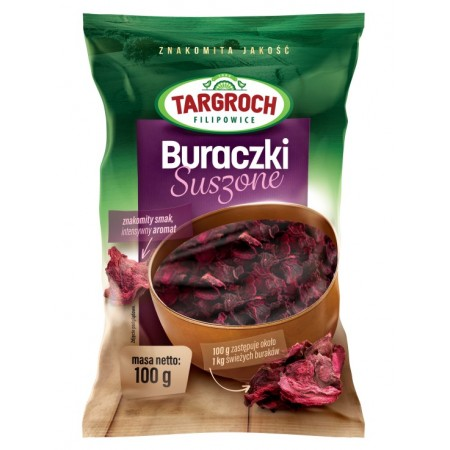 TARGROCH BURACZKI SUSZONE 100g