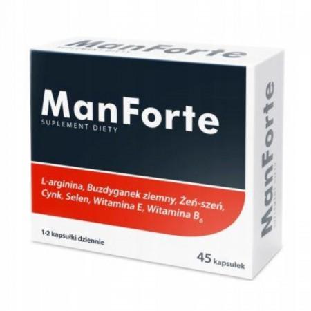 Medicaline ManForte 45 caps.